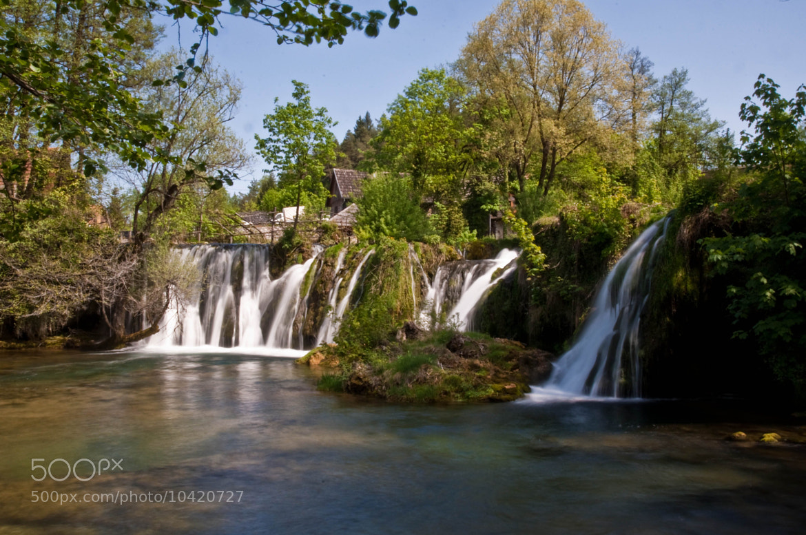 Photograph Rastoke (05) by Vlado Ferencic on 500px