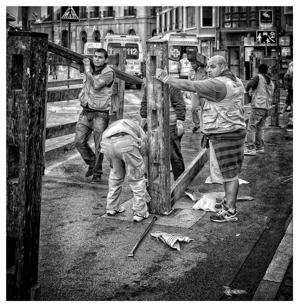 Photograph Fencing removing by Julio Sanchez on 500px