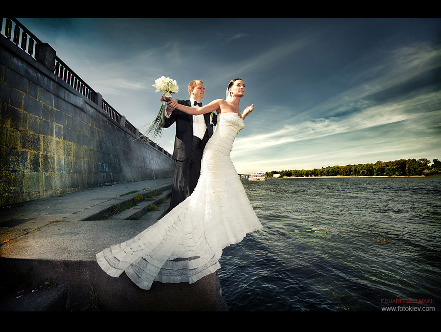 Photograph WEDDING STORY by Eduard Stelmakh on 500px