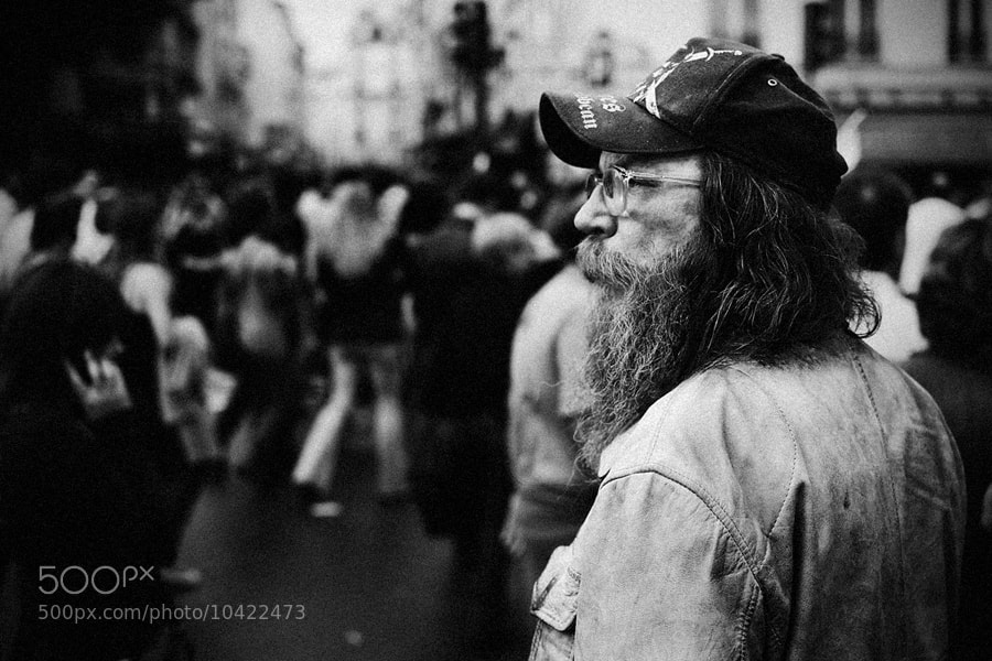 Photograph Indifférences by Regards Parisiens on 500px