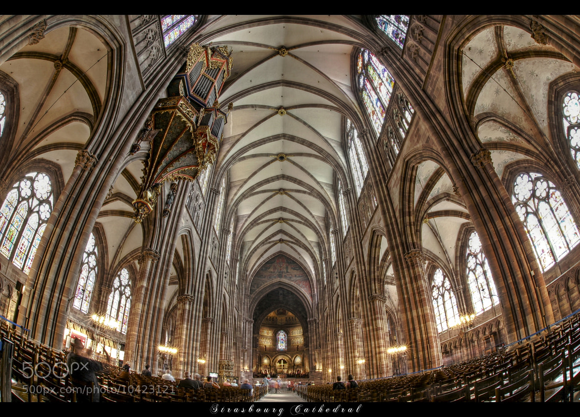 Photograph *Strasbourg Cathedral* by erhan sasmaz on 500px