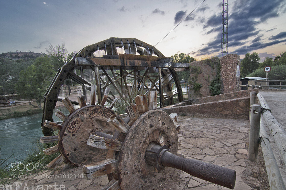 Photograph WHEELS by Francisco Alcantud on 500px