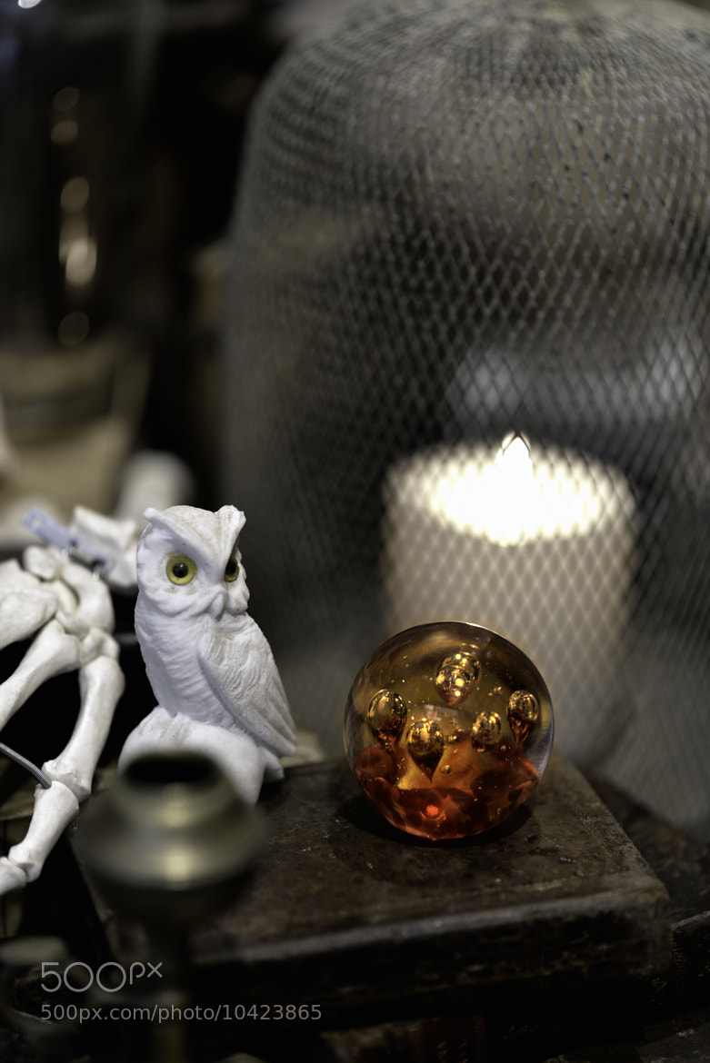 Photograph The crystal ball by John Fields on 500px