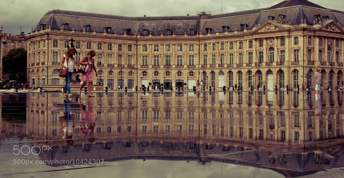 Photograph water miror / Bordeaux France by Fayemendy Cedric on 500px