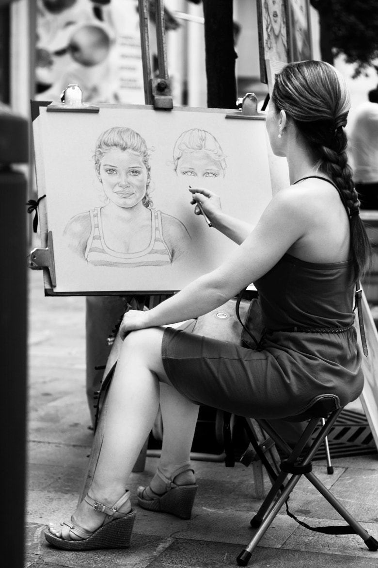 Photograph The real street photographer by Eike Freywald on 500px