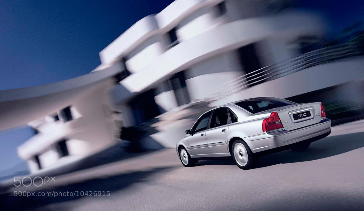 Photograph Volvo S80 by Nigel Harniman on 500px