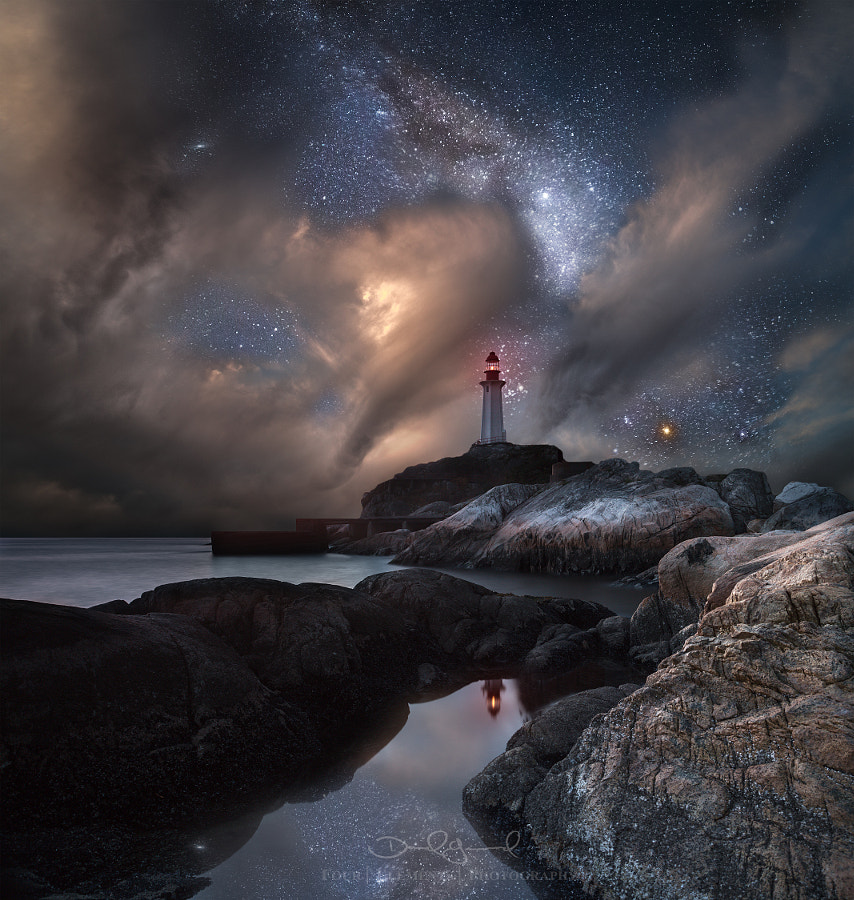 Photograph [ Phantasm ] by Daniel Greenwood on 500px
