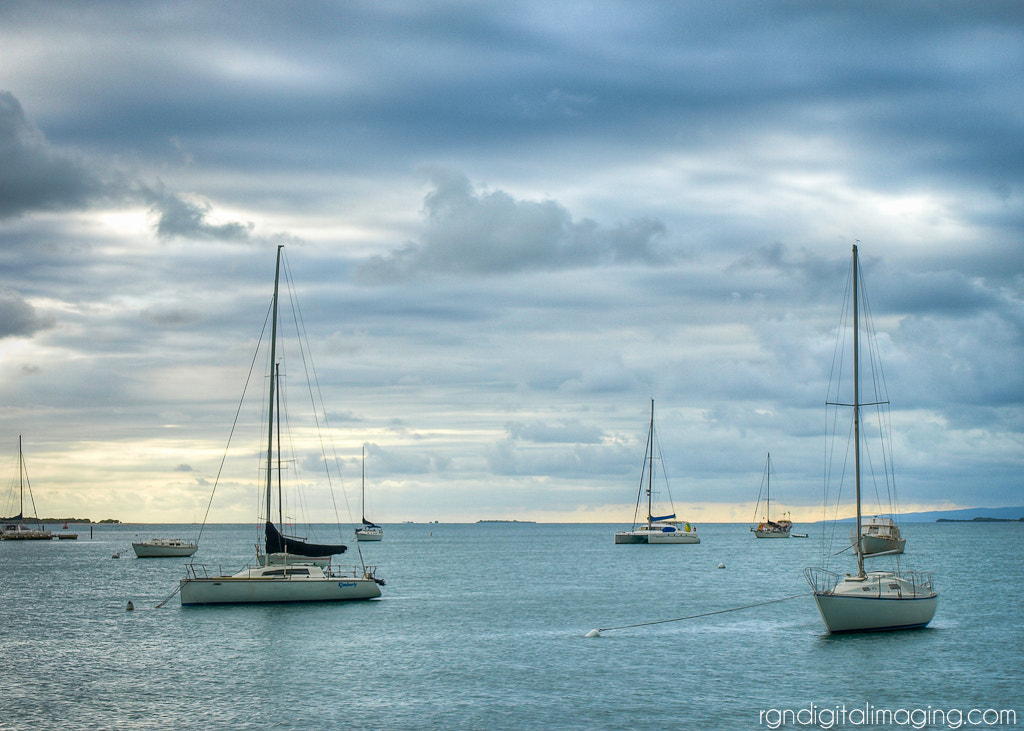 Photograph Sailboats by Riko Gonzalez on 500px