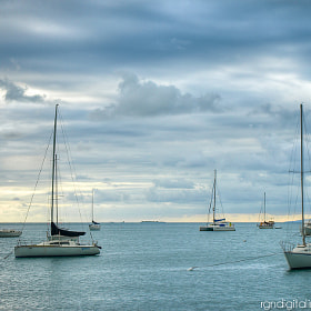 Sailboats by Riko Gonzalez (rgndi)) on 500px.com