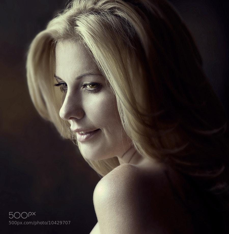 Photograph Nicole by Karezoid Michal Karcz  on 500px