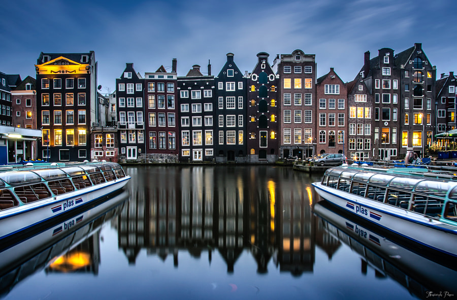 most beautiful cities in the world -Amsterdam by Thrasivoulos Panou on 500px.com