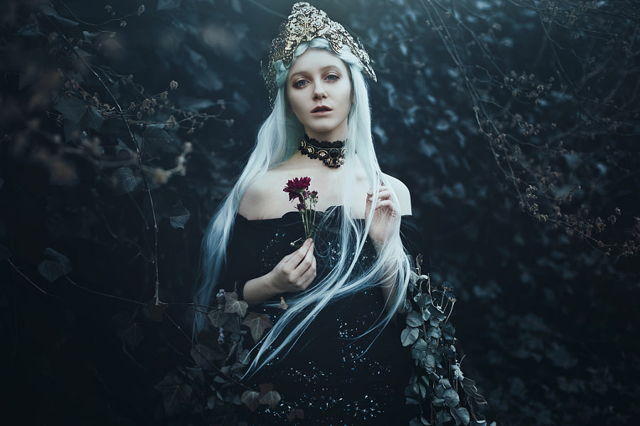 oblivion's kiss by Bella Kotak on 500px.com