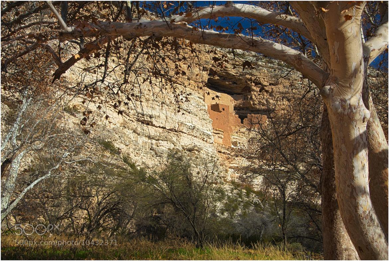 Photograph Montezuma Castle by Stevan Tontich on 500px