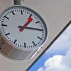 SBB Clock