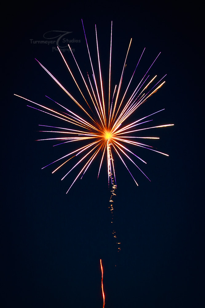 Photograph Firework by Scott Turnmeyer on 500px