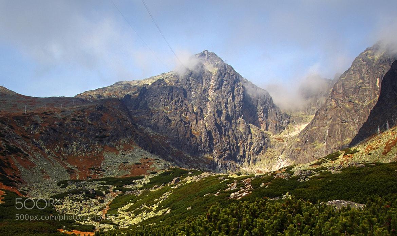 Photograph High Tatras by Jari Leino on 500px