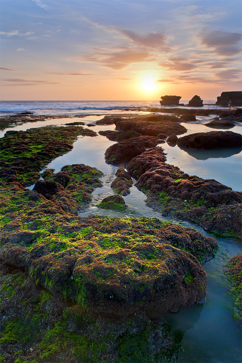 Photograph Sunset at Tanah Lot, Bali. by Lee Seesy on 500px