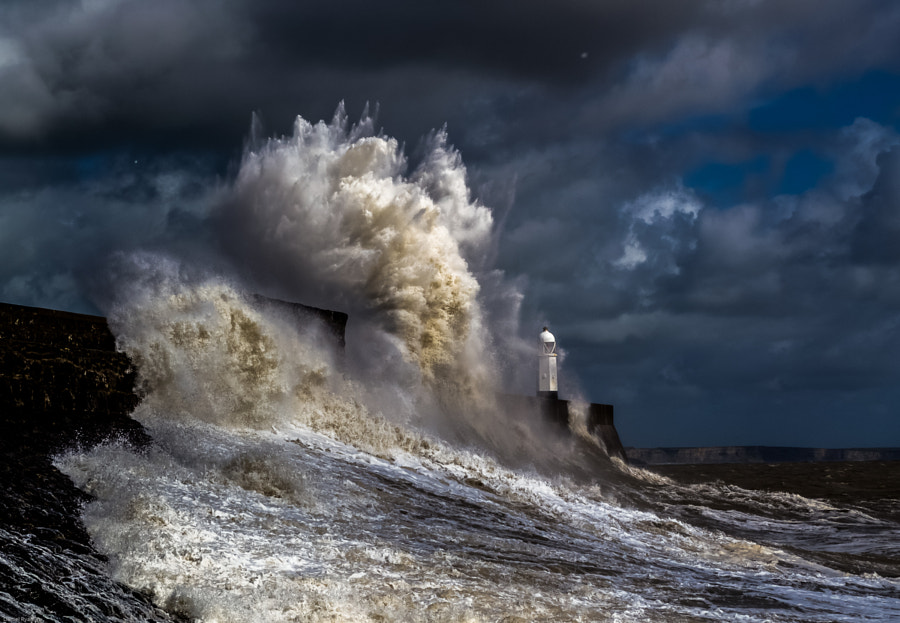Photograph Stormy Day by daniel ryan on 500px