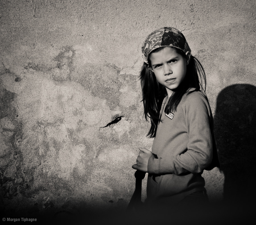 Photograph Girl of Corsica by Morgan Tiphagne on 500px