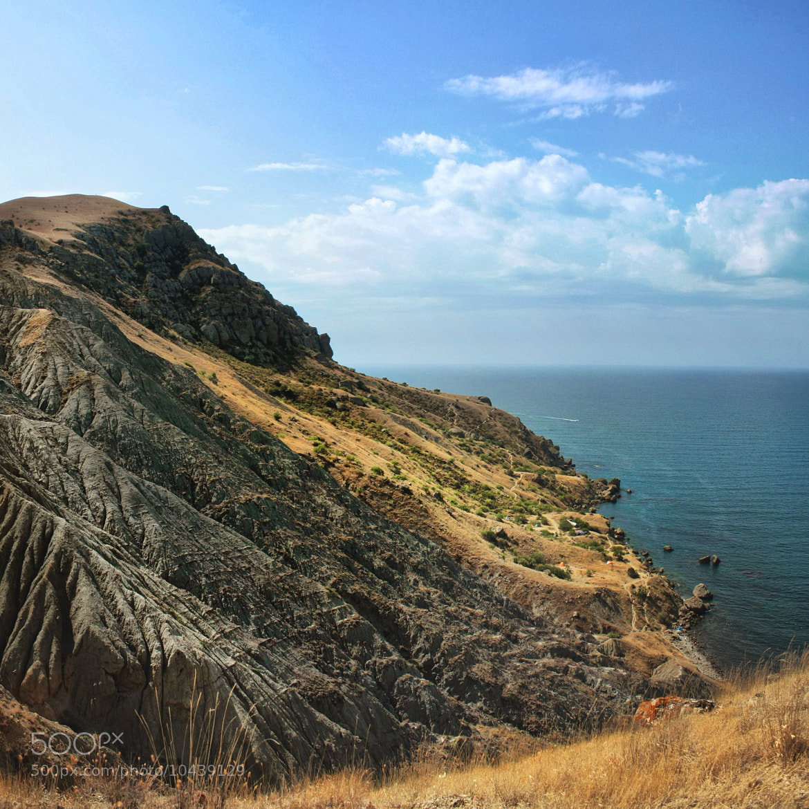 Photograph Crimean coast by Maria Duka on 500px