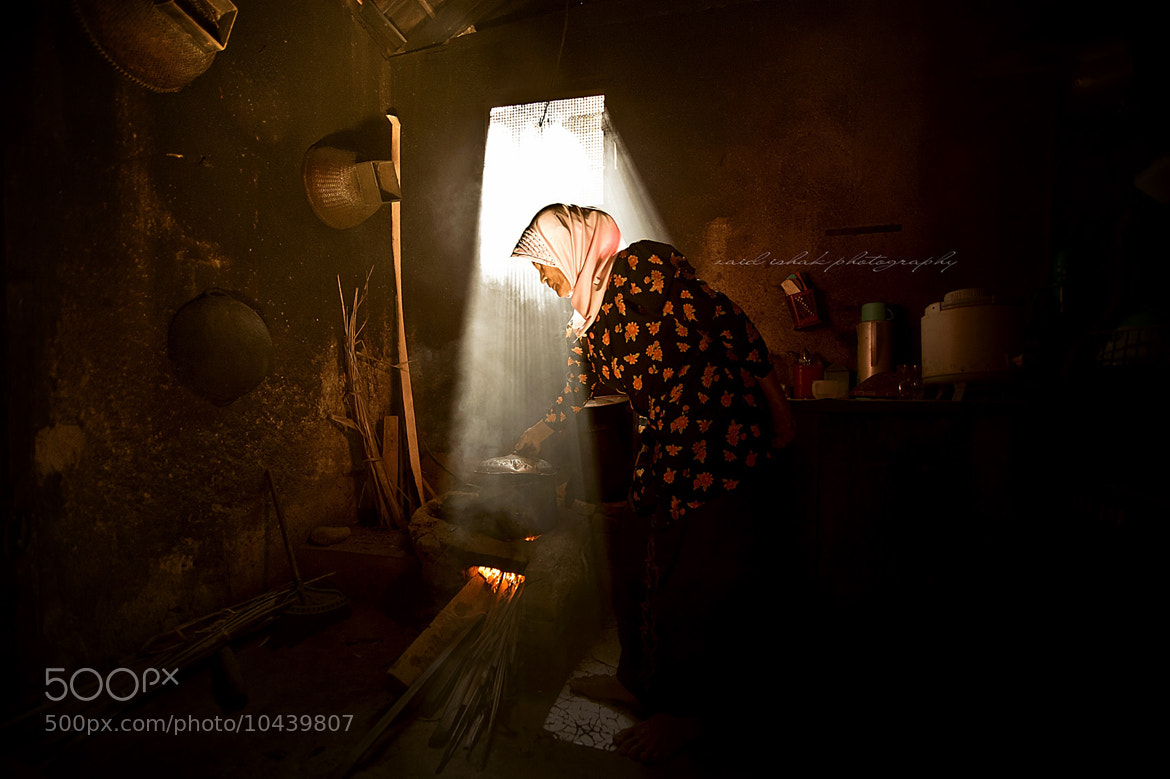 Photograph village cooks. by Zaid Ishak on 500px