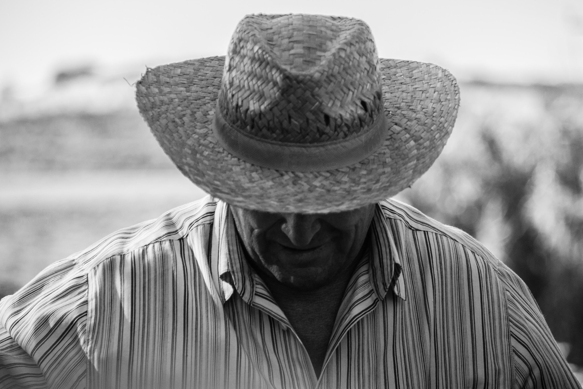 Photograph The man with hat by Gerard Inglés Camats on 500px