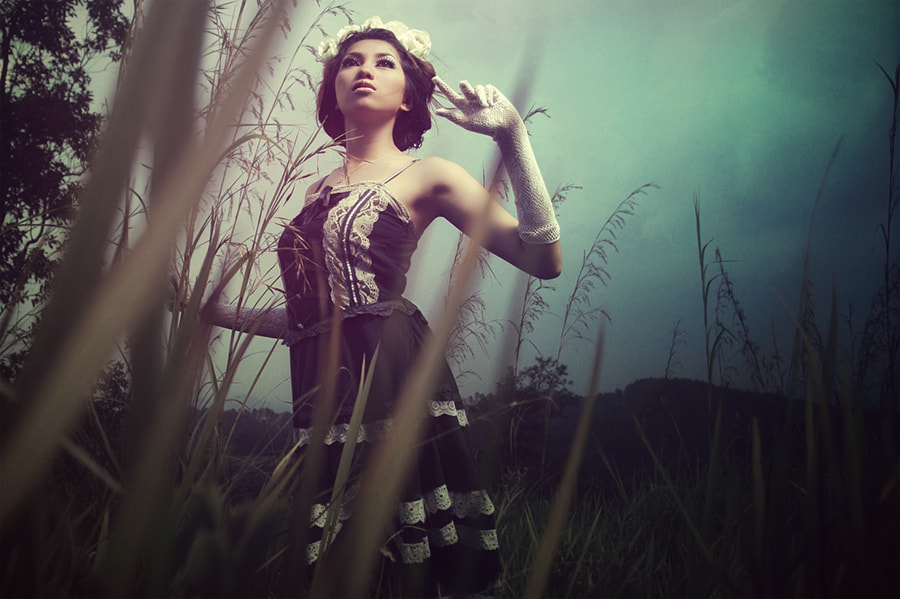 Photograph anak hilang by Styvo Putra Sid on 500px