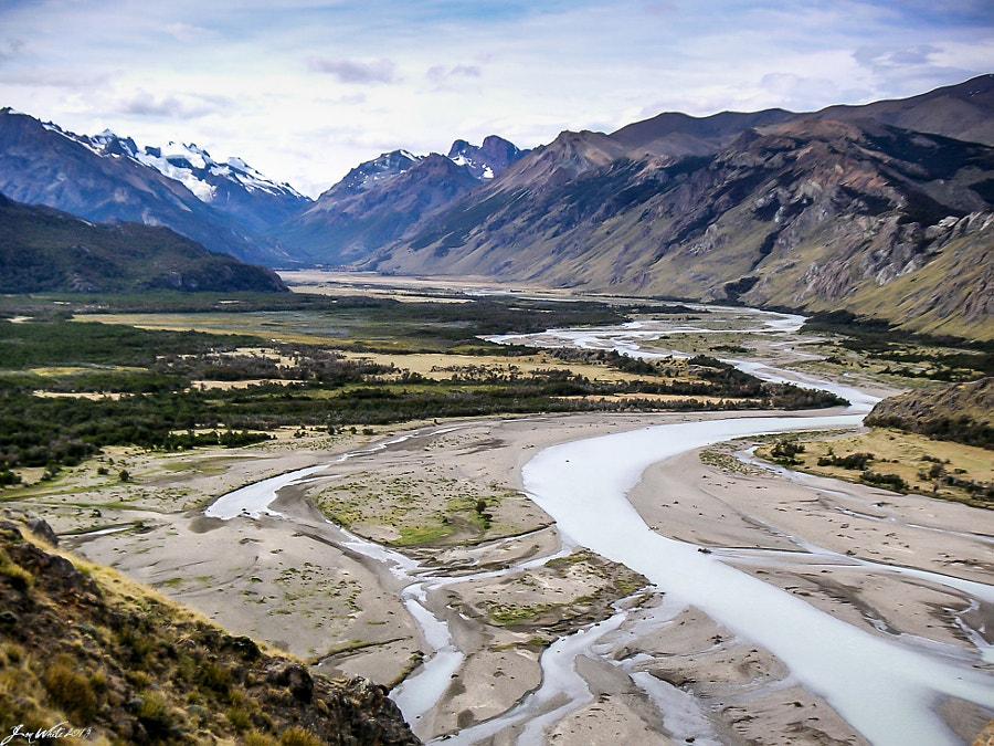 Río de las Vueltas - El Chalten, Patagonia