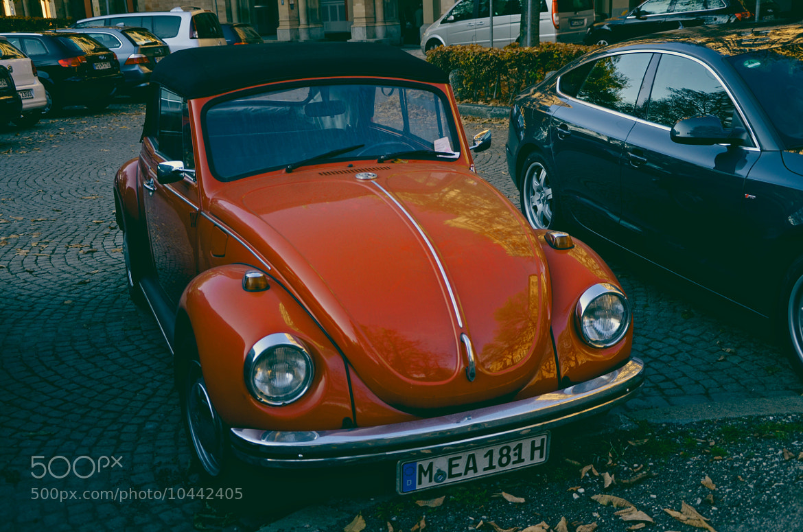 Photograph great retro beetle by Kirill Kurashev on 500px