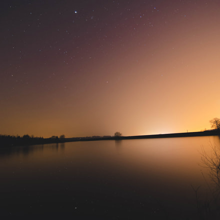Lake stars