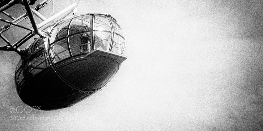 Photograph eye I by Jens Klettenheimer on 500px