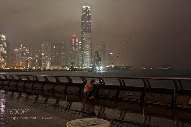 Photograph Causeway Bay by Poh Huay Suen on 500px