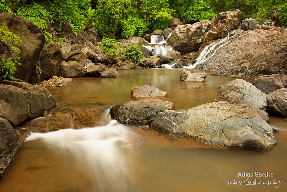 Photograph Water streams by Suhas Shelke on 500px