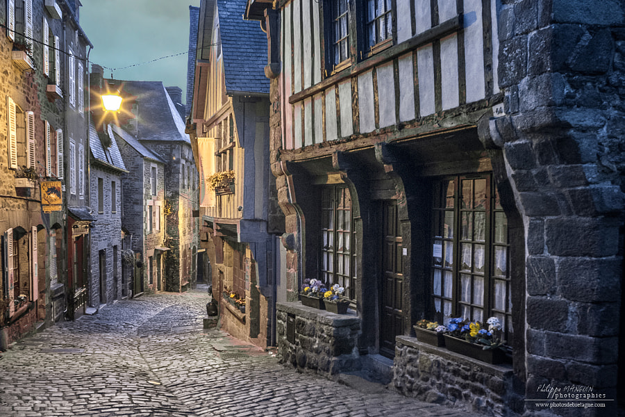 Dinan by Philippe MANGUIN on 500px.com