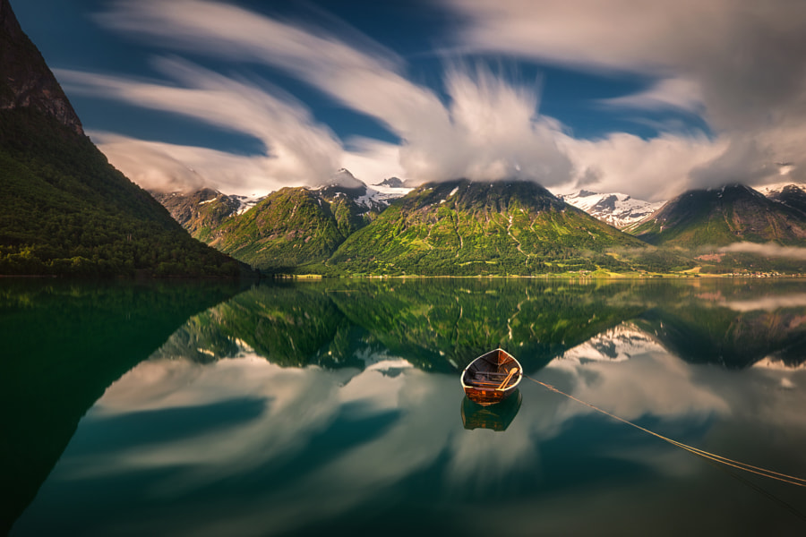 Photograph Trebåt... by Pawel Kucharski on 500px