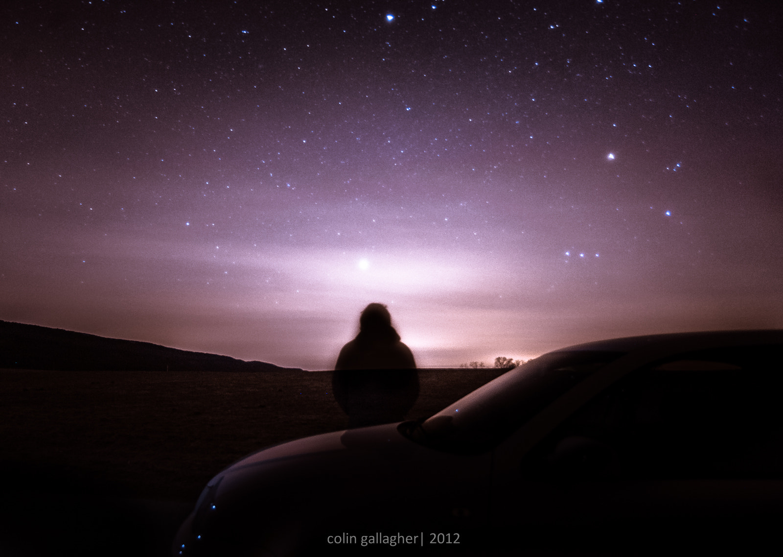 Photograph 'shh, it's just the stars.' #2 by Colin Gallagher on 500px