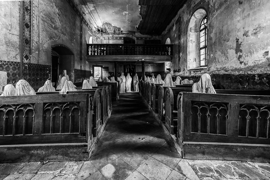 Photograph Ghost church III by Sonja Lautner on 500px