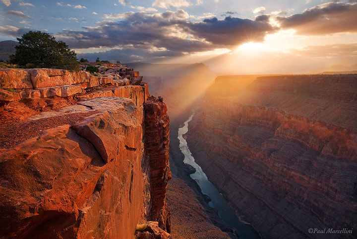 Photograph Grand Beams by Paul Marcellini on 500px