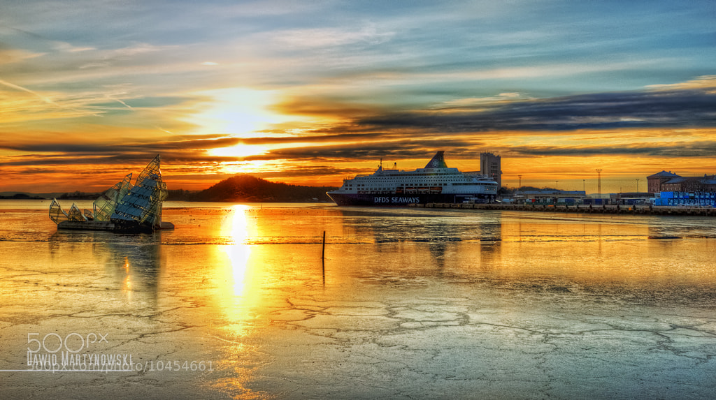 Photograph Oslo | View from Operahuset by Dawid Martynowski on 500px