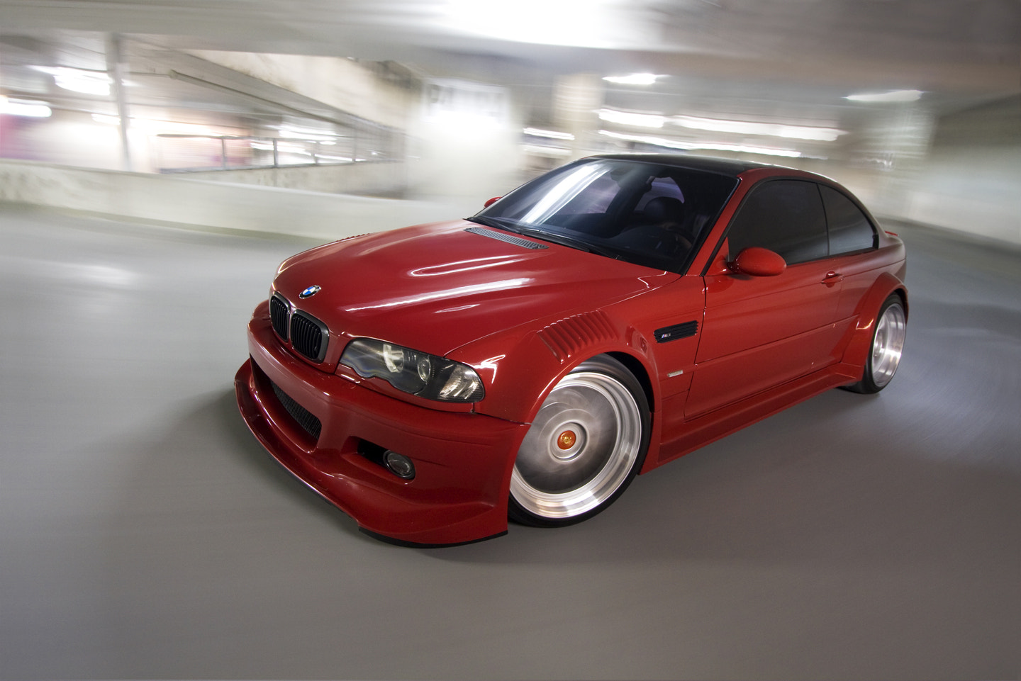 Photograph BMW E46 M3 by Ste Ho on 500px