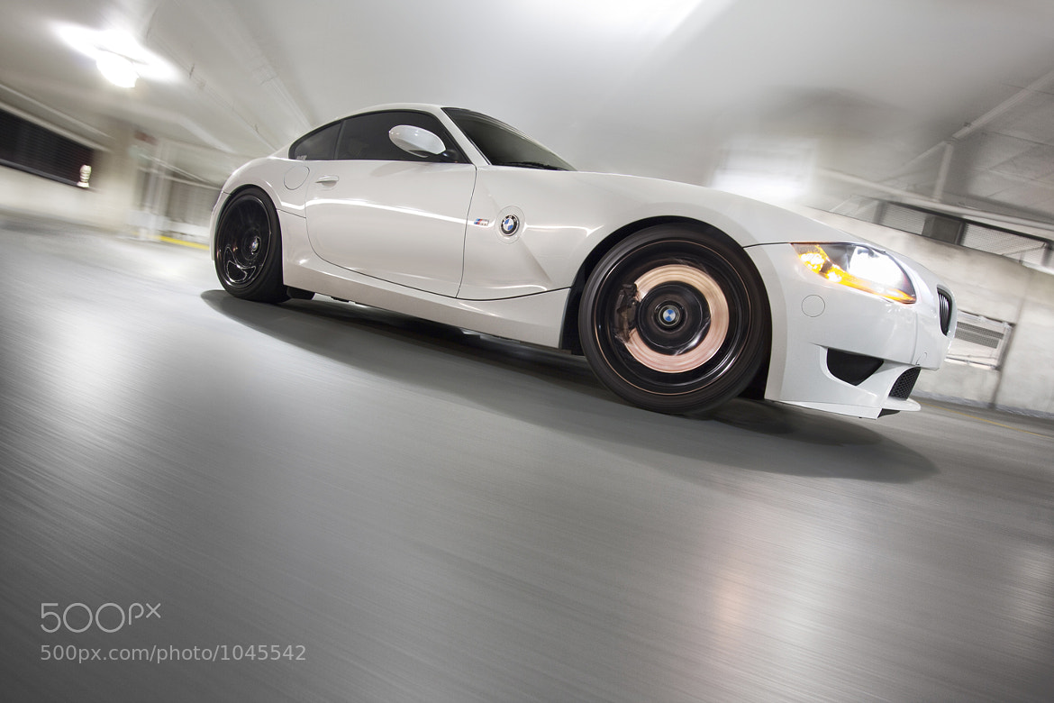 Photograph BMW M Coupe by Ste Ho on 500px
