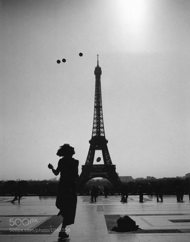 Photograph Paris - the Joie de Vivre by Bob Soltys on 500px