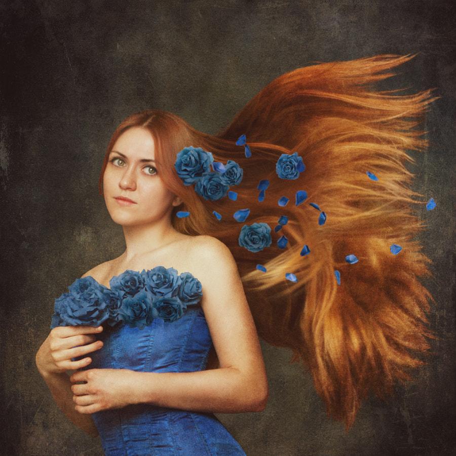 Self portrait de Maryna Khomenko sur500px.com