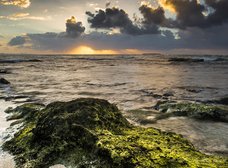 Photograph Sunset at Piñones by Xiomi Abad on 500px