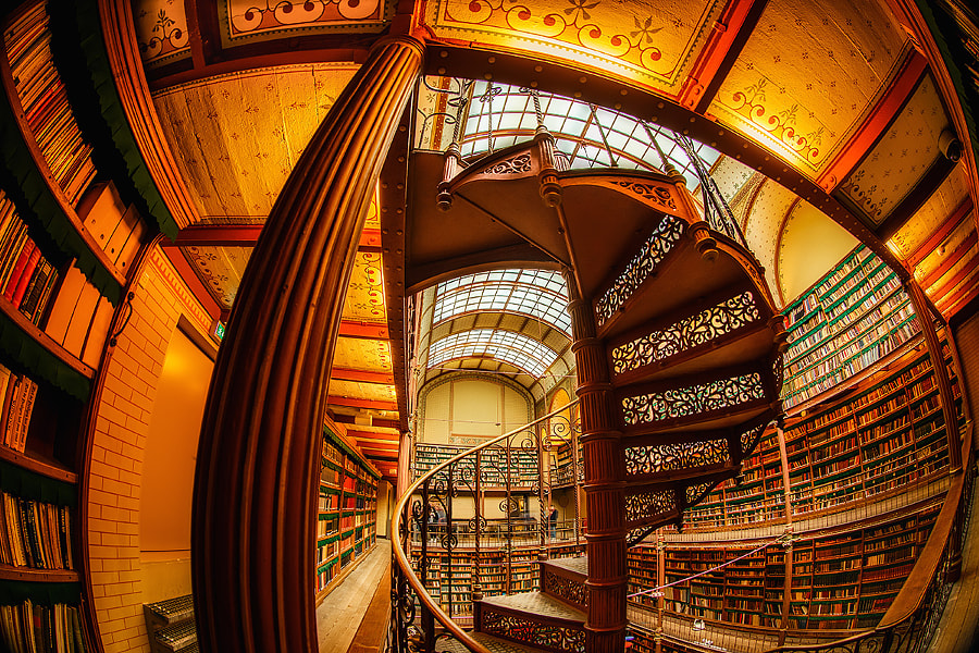 The Library by Scott Kelby on 500px.com