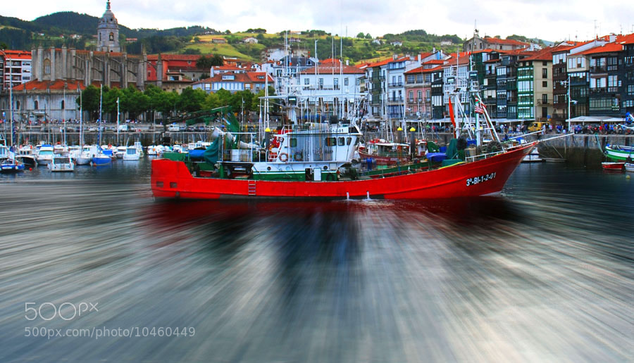 Photograph lekeitio by jose  urrutia on 500px