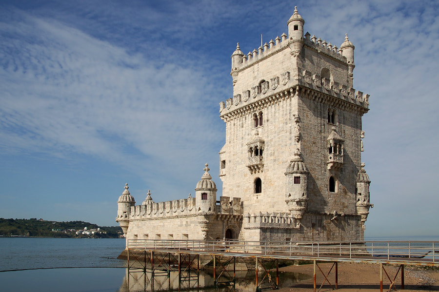 Photograph Torre de Belém by José Rocha on 500px