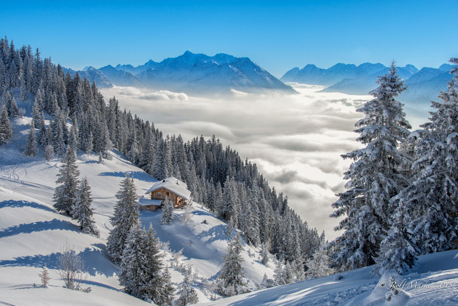 winter day by Rolf MARKE on 500px.com