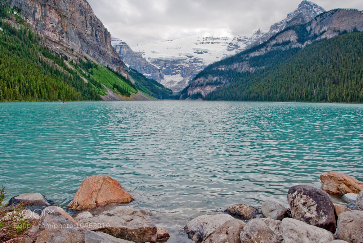Photograph Lake Louise, Alberta by Milad Haghani on 500px