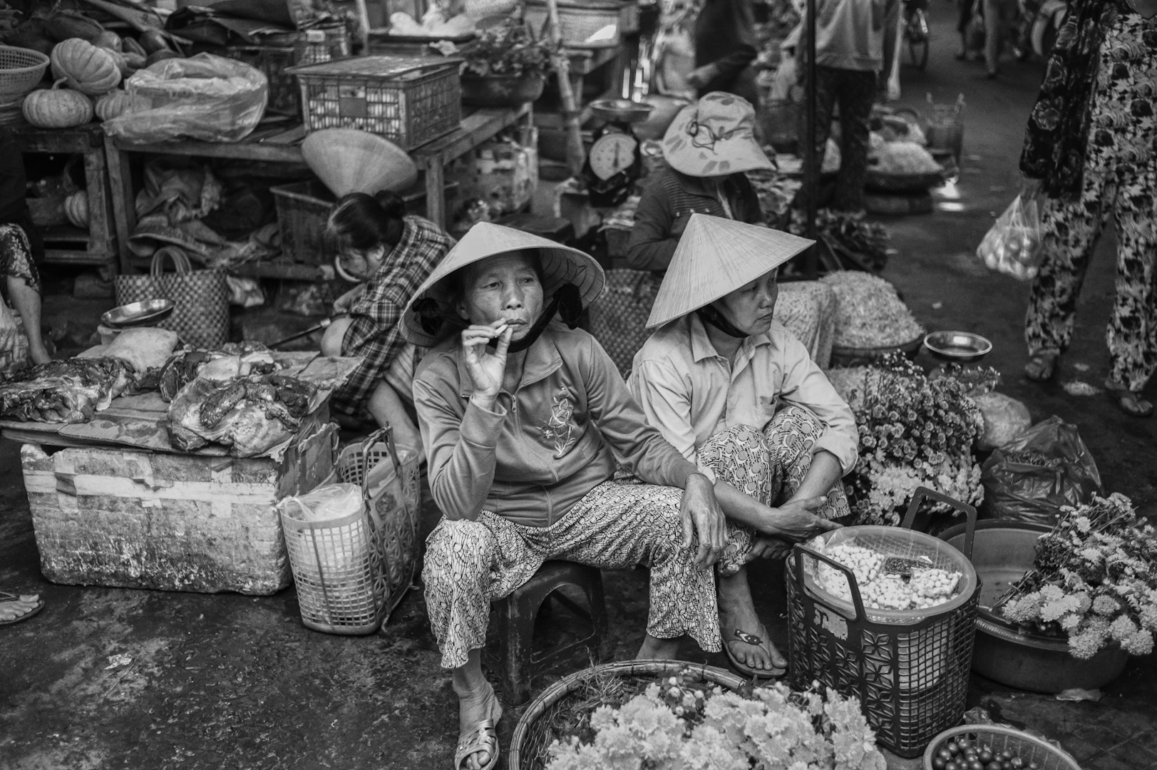Photograph Market Matrons by Jesus D on 500px